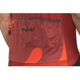 Northwave Blade 4 SS Jersey Men orange